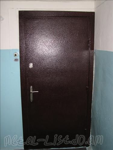заказ металлических дверей по индивидуальному заказу
